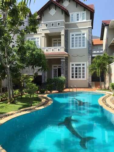 EXTERIOR_BUILDING Villa 10 Kim Minh