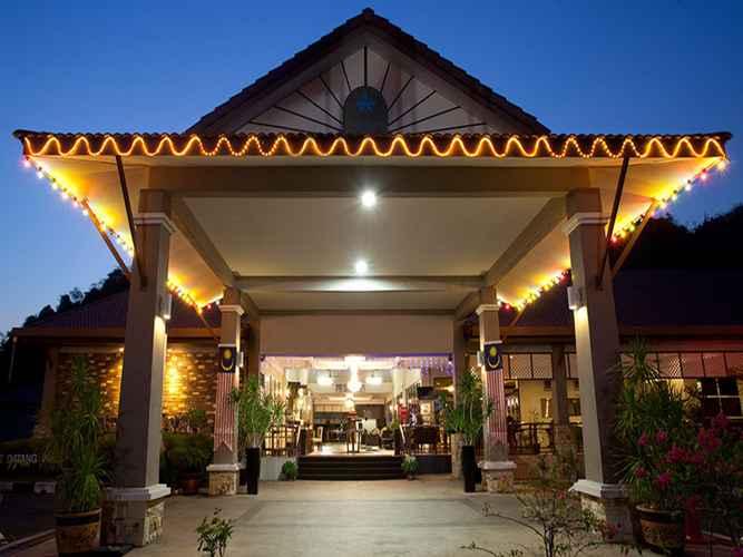 EXTERIOR_BUILDING Hotel Seri Malaysia Kangar