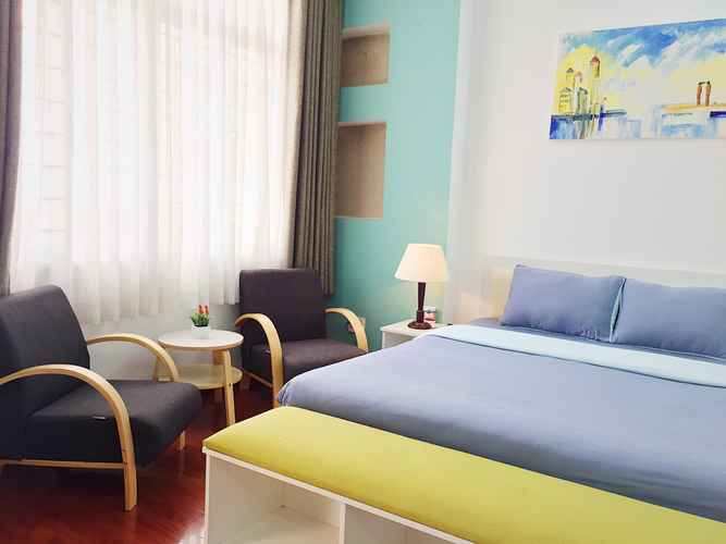 BEDROOM M-H Serviced Apartment 5