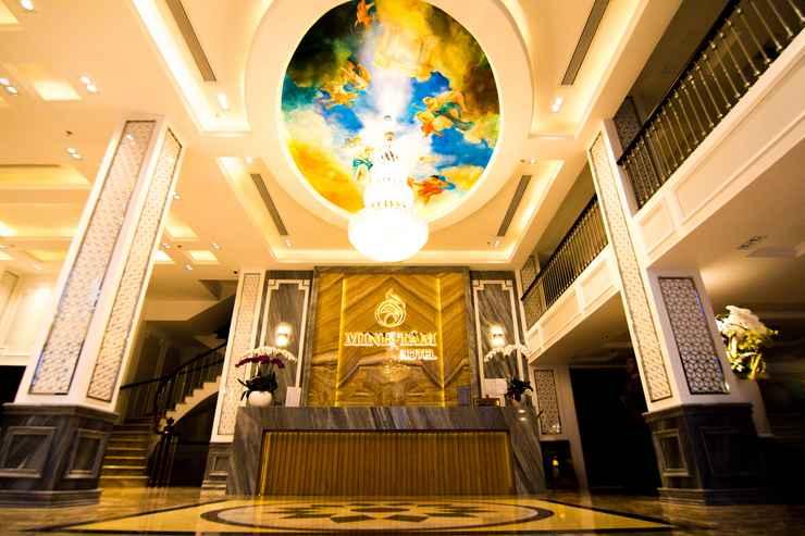 LOBBY Minh Tam Phu Nhuan Hotel & Spa