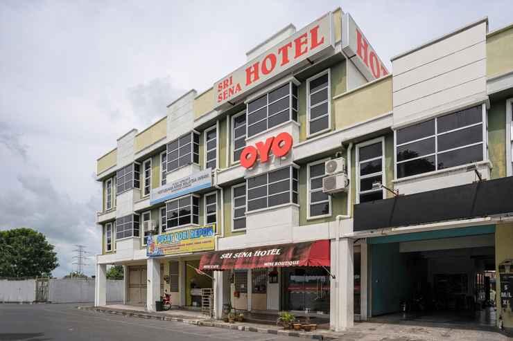 EXTERIOR_BUILDING Sri Sena Hotel