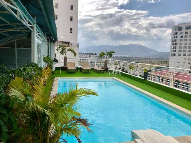 SWIMMING_POOL Sunny Hotel Nha Trang