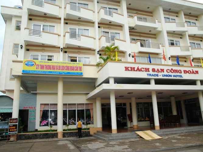 EXTERIOR_BUILDING Khách sạn Công Đoàn Cần Thơ