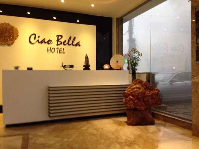 LOBBY Khách sạn Ciao Bella