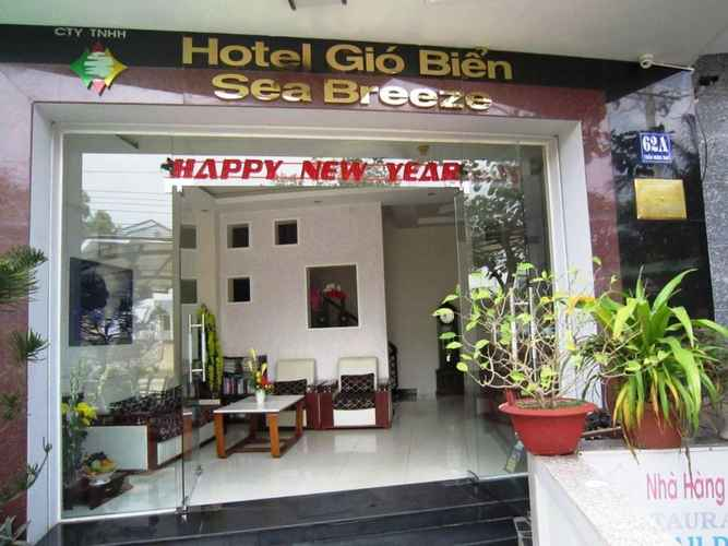 EXTERIOR_BUILDING Sea Breeze Hotel Phu Quoc