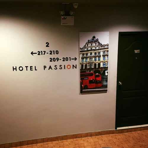 LOBBY Hotel Passion