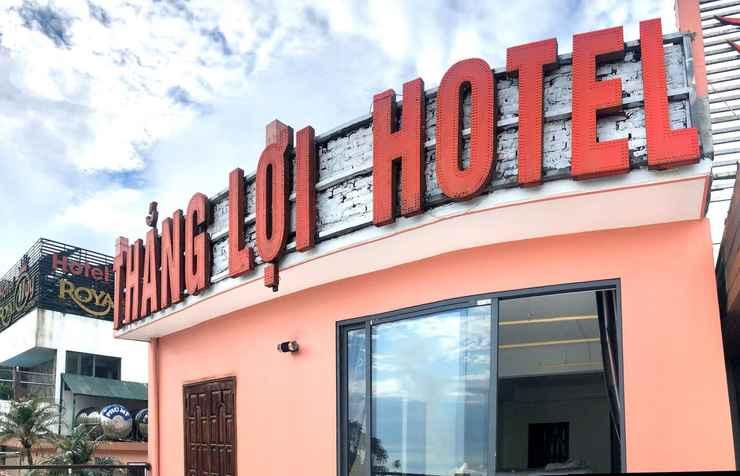 EXTERIOR_BUILDING Khách sạn Thắng Lợi Tam Đảo