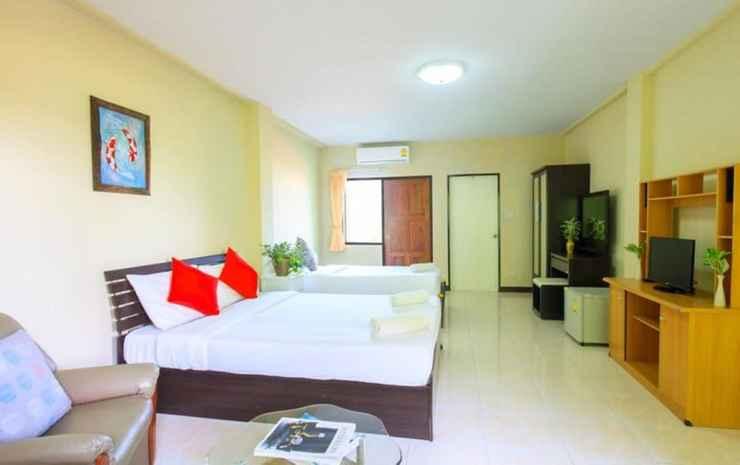 Yingjaroen Apartment Chonburi - Standard Triple Room