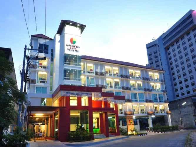 LOBBY The Color Hotel Hatyai