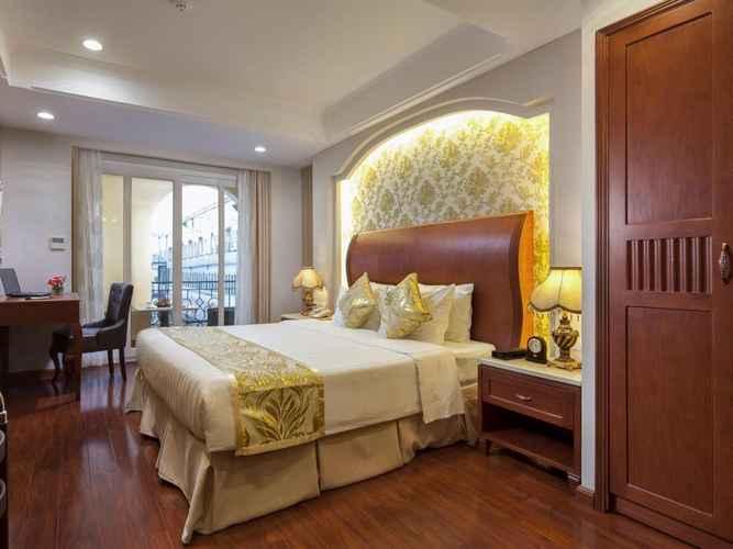 BEDROOM Tirant Hotel