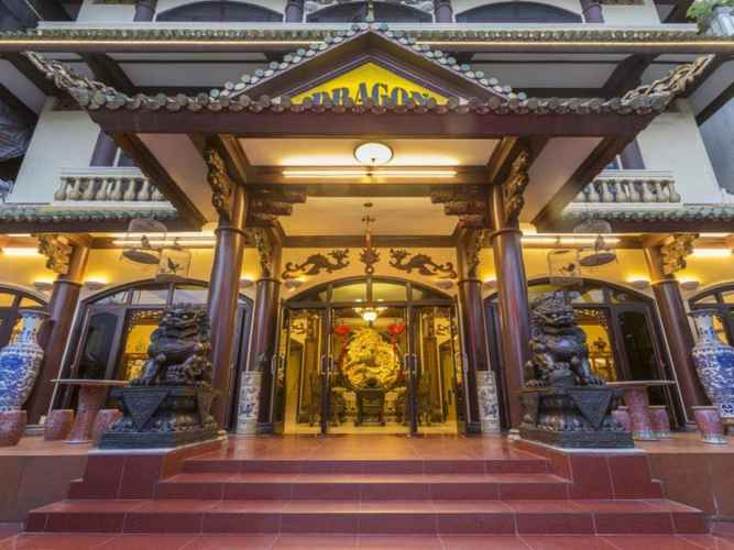 EXTERIOR_BUILDING Khách sạn Dragon