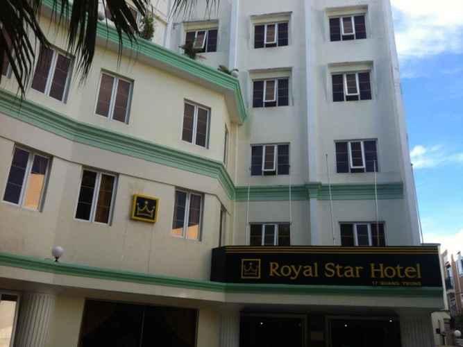 EXTERIOR_BUILDING Khách sạn Royal Star