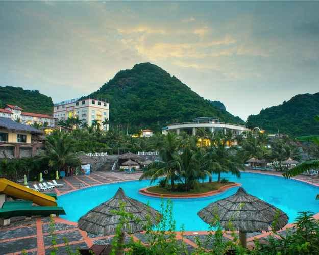SWIMMING_POOL Cat Ba Island Resort & Spa