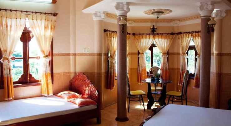 BEDROOM Au Co Mini 1 Hotel By The Sea Qui Nhon