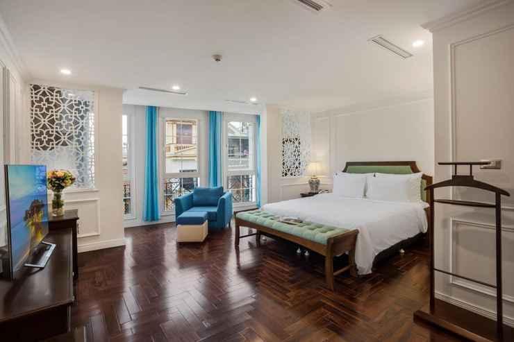 BEDROOM Khách sạn Maro