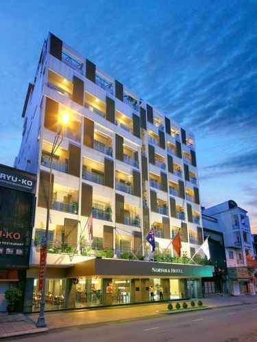 EXTERIOR_BUILDING Khách sạn Norfolk Saigon