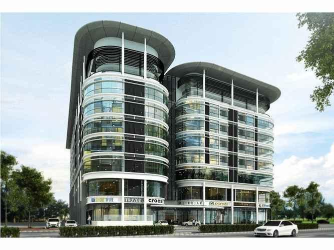 EXTERIOR_BUILDING D Gateway Perdana Hotel (Formerly known as Sherwood Gateway Hotel)