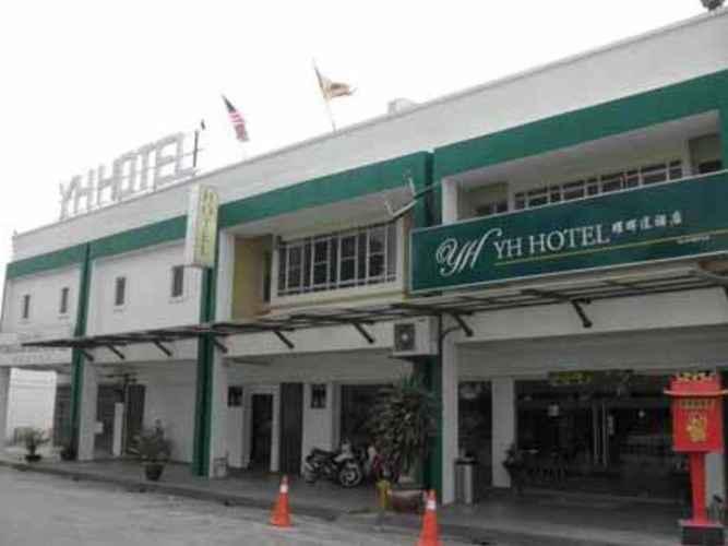 EXTERIOR_BUILDING YH Hotel