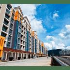EXTERIOR_BUILDING Dreamscape Apartment @ Golden Hill