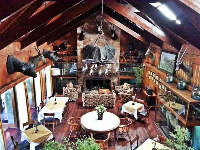 RESTAURANT Safari Lodge Baguio by Log Cabin Hotel