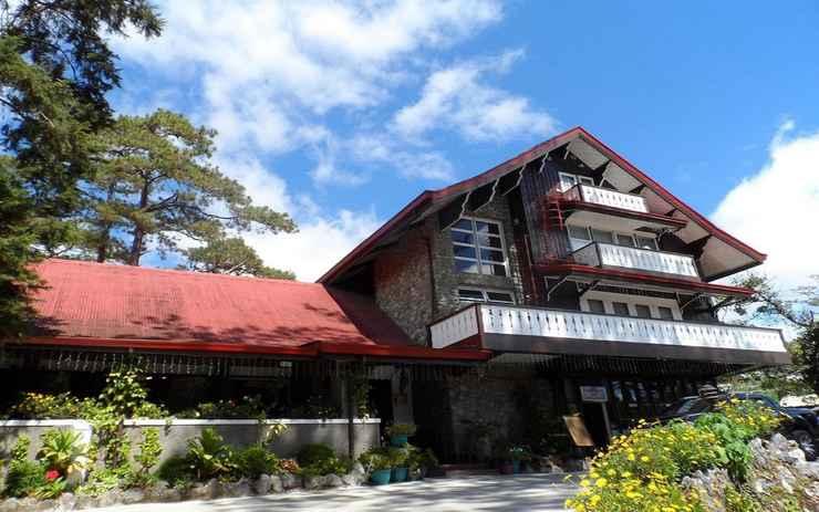 EXTERIOR_BUILDING Safari Lodge Baguio by Log Cabin Hotel