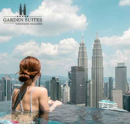 SWIMMING_POOL Garden Suites @ Platinum