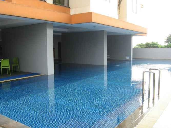 SWIMMING_POOL 2 BR Boutique Apartment Kemayoran by Imelda