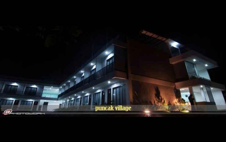 Puncak Village Hotel & Kampung Main Puncak  Puncak - Deluxe Twin