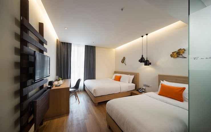 Hotel Clover 769 North Bridge Road Singapore - Deluxe Family