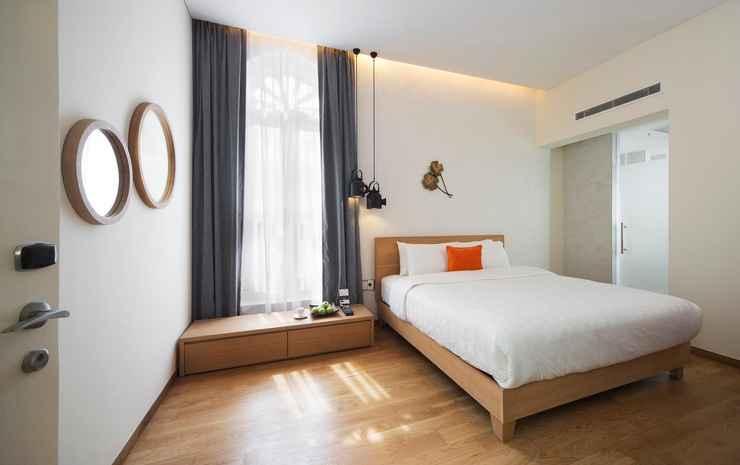 Hotel Clover 769 North Bridge Road Singapore - Premier Jacuzzi Indoor