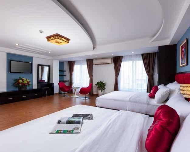 BEDROOM Hanoi Amore Hotel & Travel