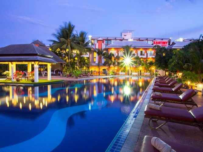 EXTERIOR_BUILDING Eastiny Resort Pattaya