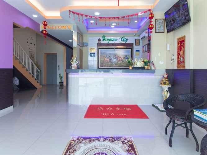 LOBBY Oyes Saujana City Hotel