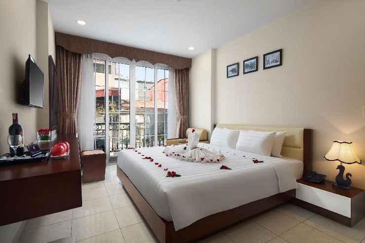 BEDROOM Khách sạn New Vision Palace