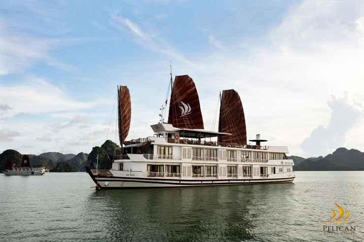 EXTERIOR_BUILDING Pelican Ha Long Cruise