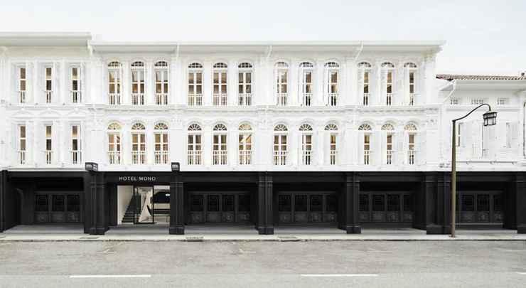 EXTERIOR_BUILDING Hotel Mono