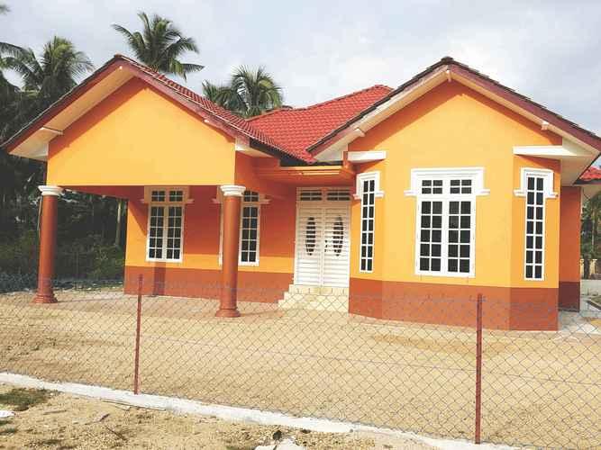 EXTERIOR_BUILDING Noor Guesthouse Bachok