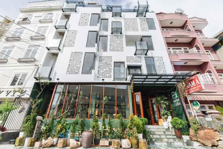EXTERIOR_BUILDING Pi hostel & Coffee Da Lat