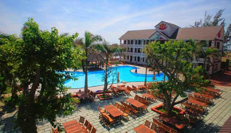 SWIMMING_POOL Peace Resort Phan Thiet