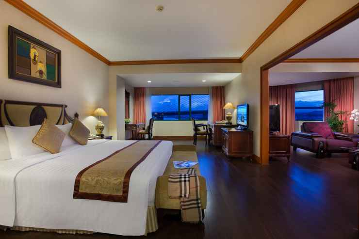 BEDROOM Khách sạn Ha Long Plaza