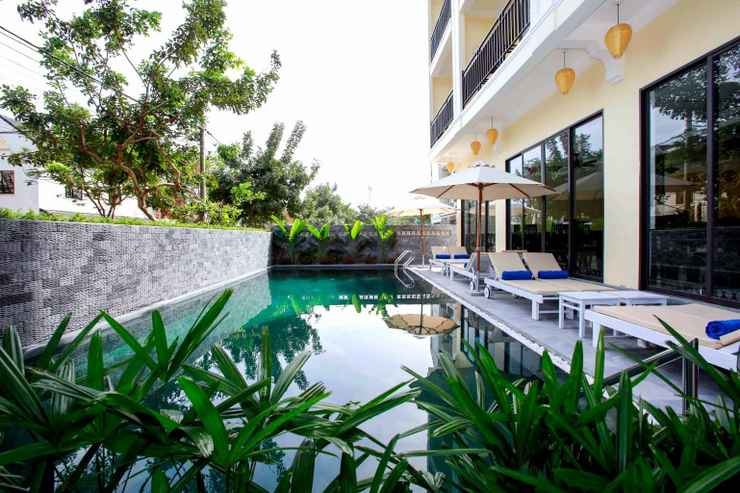 SWIMMING_POOL Hoi An Rose Garden Hotel