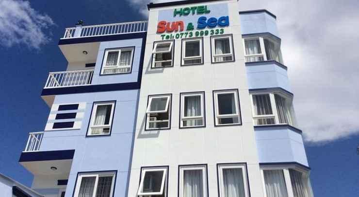 EXTERIOR_BUILDING Sun & Sea Hotel