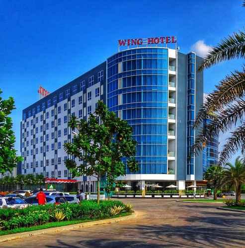 EXTERIOR_BUILDING Wing Hotel Kualanamu Airport