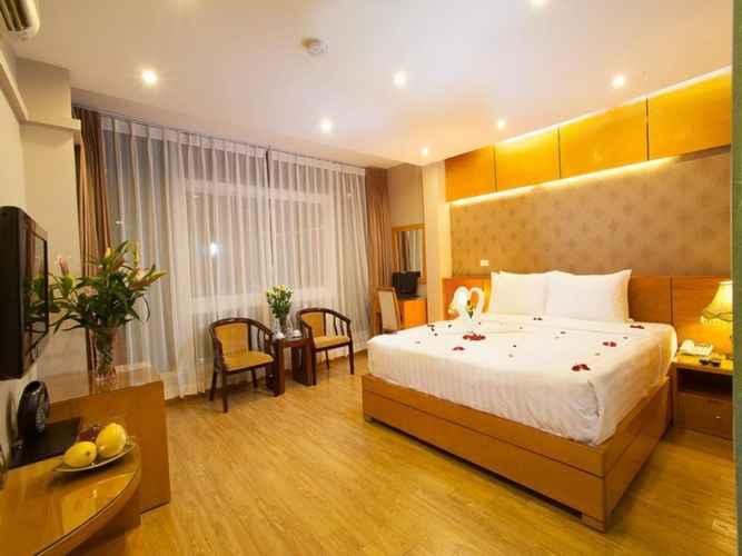 BEDROOM Hanoi Lotus Boutique Hotel