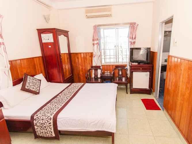 BEDROOM Khách sạn Hoàng Sơn