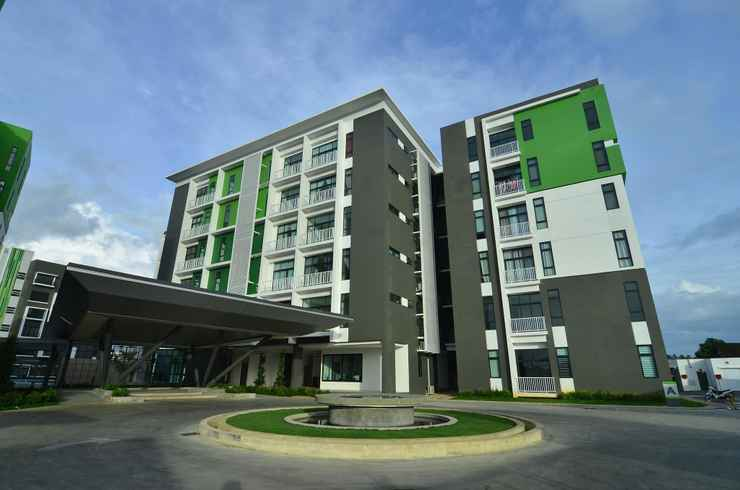 EXTERIOR_BUILDING Concept Homestay The Cube @ Third Miles 3