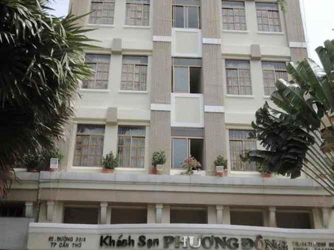 EXTERIOR_BUILDING Khách sạn Phương Đông
