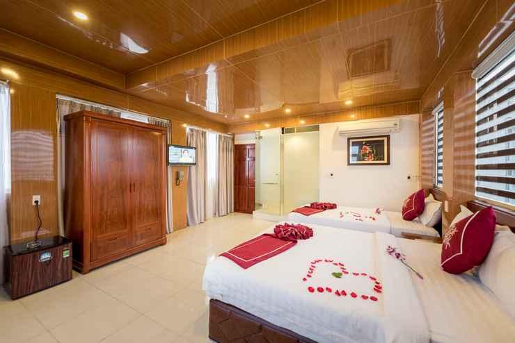 BEDROOM Maya Hotel.