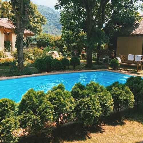 SWIMMING_POOL Mai Chau Villas