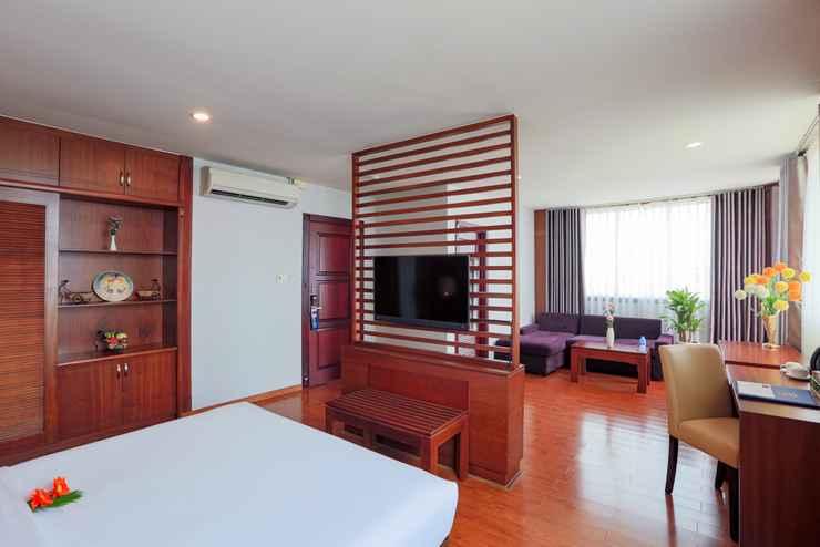 BEDROOM Khách sạn Park View Saigon Hotel